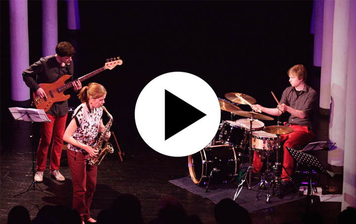 "Watch Bird's Free Funk play ""Two Sides"" live."